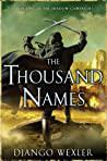 Cover of The Thousand Names.