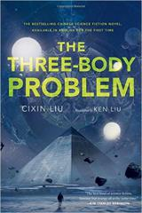 Cover of The Three-Body Problem.