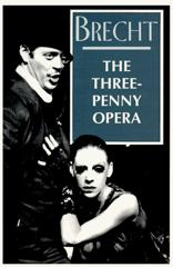 Cover of The Threepenny Opera.