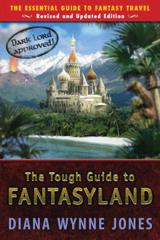 Cover of The Tough Guide to Fantasyland.