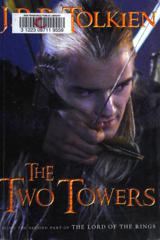 Cover of The Two Towers.