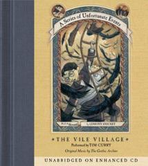 Cover of The Vile Village.