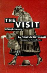 Cover of The Visit.
