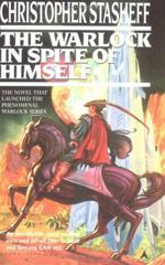 Cover of The Warlock in Spite of Himself.