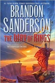 Cover of The Way of Kings.