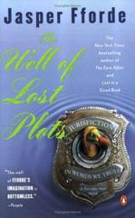 Cover of The Well of Lost Plots.