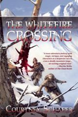 Cover of The Whitefire Crossing.