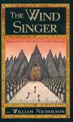Cover of The Wind Singer.