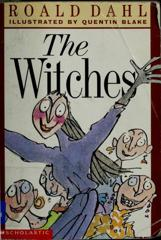 Cover of The Witches.