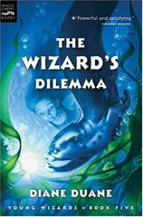 Cover of The Wizard's Dilemma.