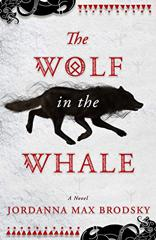 Cover of The Wolf in the Whale.