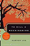 Cover of To Kill a Mockingbird.
