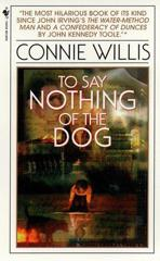 Cover of To Say Nothing of the Dog.