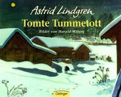 Cover of Tomte Tummetott.