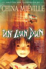 Cover of Un Lun Dun.