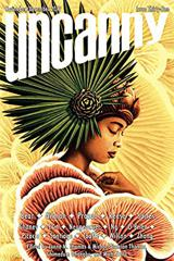 Cover of Uncanny Magazine Issue 31: November/December 2019.