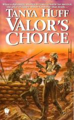 Cover of Valor's Choice.