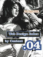 Cover of Web Design Index by Content.04.
