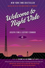 Cover of Welcome to Night Vale.