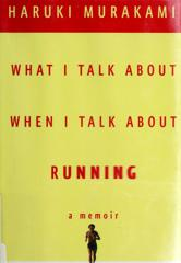Cover of What I Talk About When I Talk About Running.
