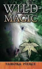 Cover of Wild Magic.