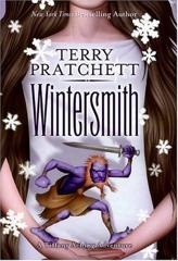Cover of Wintersmith.