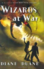 Cover of Wizards at War.