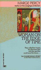 Cover of Woman on the Edge of Time.