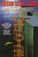 Cover of Xenocide.