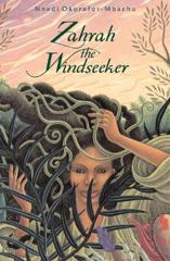 Cover of Zahrah the Windseeker.