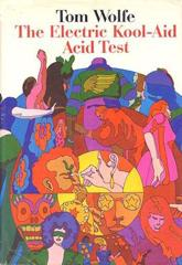 Cover of The Electric Kool-Aid Acid Test.