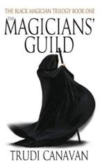 Cover of The Magicians' Guild.