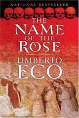 Cover of The Name of the Rose.