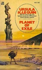 Cover of Planet of Exile.