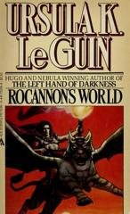 Cover of Rocannon's World.