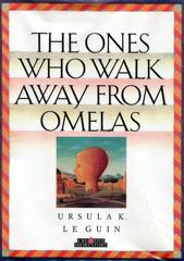Cover of The Ones Who Walk Away from Omelas.