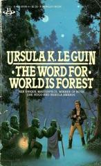 Cover of The Word for World is Forest.