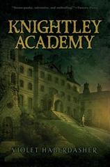 Cover of Knightley Academy.
