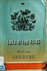 Cover of Lord of the Flies.