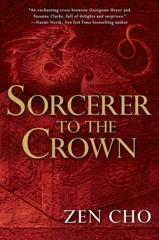 Cover of Sorcerer to the Crown.